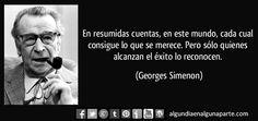 4 de septiembre de 1989 ► #TalDíaComoHoy falleció el escritor belga Georges Simenon, creador del comisario #Maigret.