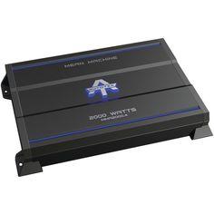 Autotek Mma2000.4 The Mean Machine(R) 4-Channel Class Ab Amp (2,000 Watts)