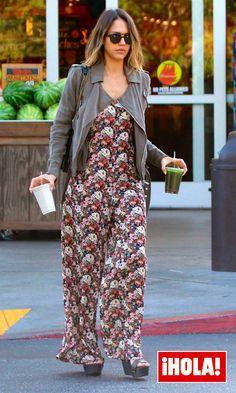 ¿Cuánto gasta Jessica Alba en su armario? - Foto 1