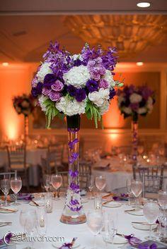 The Best Lavender Wedding Decor Ideas ❤ See more: http://www.weddingforward.com/lavender-wedding-decor-ideas/ #weddings