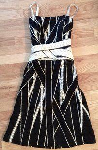 9c3dcd18dc Carolina Herrera - New York short dress White & Black Couture on Tradesy  Carolina Herrera,