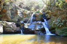 Cachoeira da Eubiose - São Thomé das Letras - Minas Gerais.