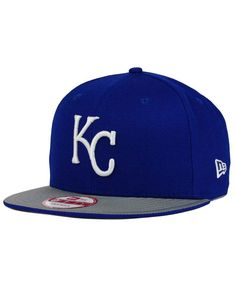 8951537b570 New Era Kansas City Royals Team Reflect 9FIFTY Snapback Cap Men - Sports  Fan Shop By Lids - Macy s
