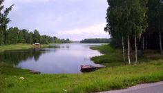 Ostrobothnia Finland. - photo Jari Laurila Finland, Country Roads, Landscape, Scenery, Corner Landscaping
