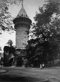 Köln Südstadt, ca 1925, Ulrepforte