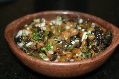 Emilio Deik: Ceviche de Algas