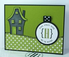TE - Change of Address by StamperSharon - Cards and Paper Crafts at Splitcoaststampers