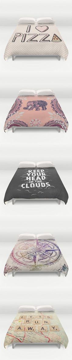 Duvet Covers - Every purchase supports independent art and the artist that created it.