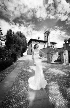Moda sposa 2015 - Collezione ALESSANDRARINAUDO. SADDIE ARAB15603IV. Abito da sposa Nicole.