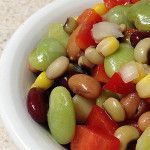 Easy, Nutritious Bean Salad