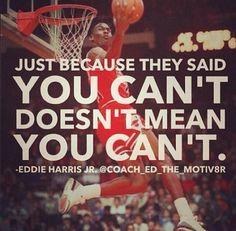 Ideas For Quotes Motivational Sports Michael Jordan Basketball Motivation, Basketball Workouts, Basketball Games, Basketball Players, Basketball Season, Women's Basketball, Nba Players, Jordan Basketball, Basketball Is Life