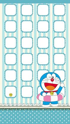 Iphone 6 Plus Wallpaper, Wallpaper Backgrounds, Doraemon Cartoon, Blue Cats, Sanrio, Cute Drawings, Hello Kitty, Diy And Crafts, My Arts