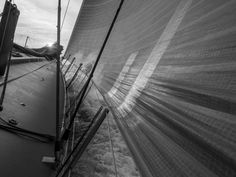 The sails - Volvo Ocean Race 2017-18