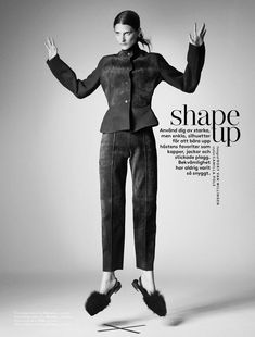 shape up (Styleby Magazine)