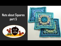 Nuts about Squares Week 5 - YouTube