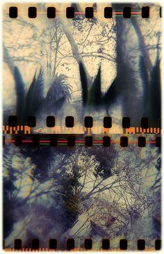 "Jill Auville- ""Wishing Myself Away"" film art. A Level Photography, Experimental Photography, Film Photography, Levitation Photography, Exposure Photography, Water Photography, Abstract Photography, Collage, Cyanotype"