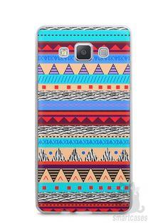 Capa Capinha Samsung A7 2015 Étnica #10 - SmartCases - Acessórios para celulares e tablets :)