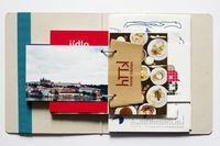 travel binder