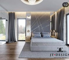 Luxurious Bedrooms, Room Inspiration, Master Bedroom, Parents, Curtains, Luxury, Furniture, Home Decor, Drawing Rooms