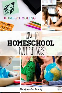 Are you struggling with the idea of homeschooling multiple kids (grades and ages)? Worry No more! I am sharing all of my best tips and tricks that I use to homeschool 5 kids from ages 3-13. All without losing my mind! #homeschoolingmultiplekids #tipsfor #ideas #howto #setup #routine #homeschoolingmultiplegrades #homeschoolingmultipleages Kindergarten Homeschool Curriculum, Kinesthetic Learning, How To Start Homeschooling, 5 Kids, Parenting Teens, Encouragement, Raising Boys, Teacher Tips, Mom Advice
