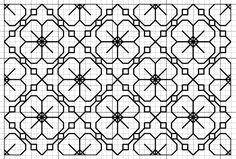 nice blackwork design