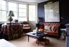 Inside the Unforgettable Home of Dransfield and Ross -- One Kings Lane