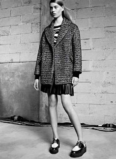 The Sandro A/W womenswear collection has arrived at Selfridges in their Exchange Square and Trafford Centre stores. http://www.manchesterfashion.com/c/19/1152/press-release-sandro-and-maje-arrive-at-selfridges/