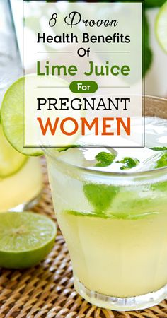 lime juice during #pregnancy is known to offer additional health benefits. Listed are the benefits of the juice for pregnant women.