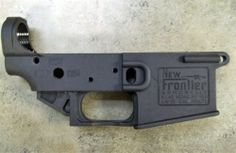 LW-15 Polymer Lowers : New Frontier Armory - Firearm Sales, Transfers, Ammunition, Gear and More! At Two Rock Technologies LLC