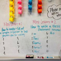 How Mini-Lessons Changed my Classroom 4th Grade Classroom, Middle School Classroom, Middle School Science, Instructional Coaching, Instructional Strategies, Classroom Organization, Classroom Ideas, Classroom Management, 4th Grade Writing