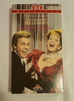 The Unsinkable Molly Brown (VHS, 1988) Debbie Reynolds, Harve Presnell in DVDs & Movies, VHS Tapes | eBay, Christmas Shopping