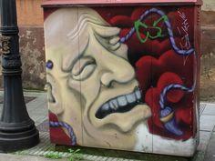Gijon Grafitti