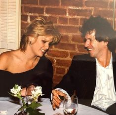 Keith and wife Patti Hansen, Keith Richards, Rolling Stones, Celebrity, Relationship, My Favorite Things, Music, Happy, Artist