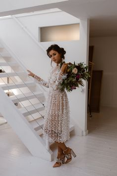 Industrial Bridal Inspiration Shoot At 54 Studios Planned & Styled By Inner City Weddings With Images By Agnes Black