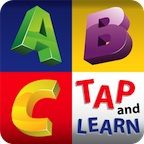 Tap & Learn Kids ABC is an eLearning App for your kids to learn English alphabets A B C. Interesting graphics with sounds will develop kid's interest to learn English alphabets. The App designed to help kids to go in series and step wise. Kids can tap on objects for sound. A must have App for your toddlers.   I hope you like this app and share it to others parents and kids. Download Link: https://play.google.com/store/apps/details?id=suave.tapandlearn.free