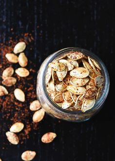5 pumpkin seed recip