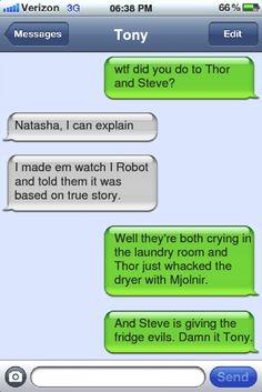 Social Networking: Superhero Style