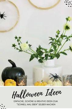 Finde viele kreative Halloween Ideen für Dekoration, Süüigkeiten Verpackungen, Sweettable und Halloween Hacks zum basteln und gestalten auf dem Kreativblog www.partystories.de // #halloween #halloweenparty #halloweenfeiern #halloweendeko #diydeko #süßesodersaures #süßigkeitenverpacken #dekoideenhalloween #stayathome