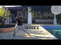 ▶ The Workout Club Ibiza presents: Lateral Lunge - YouTube