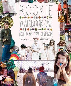 15歳の少女が創設した『ROOKIE』、M・ジュライら寄稿の書籍版 - bookニュース : CINRA.NET