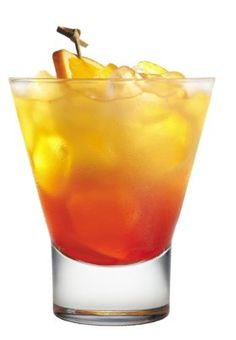 TEQUILA SUNRISE COCKTAIL RECIPE  1 ounce Tequila   4 ounces Orange Juice  7-up  Lime bar mix (margarita mix)  grenadine