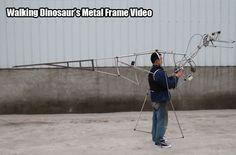 Walking Animatronic Dinosaur Costume   Animatronic Dinosaur Manufacturer- OnlyDinosaurs.com