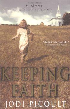 Keeping Faith: Jodi Picoult: 9780061374968: Amazon.com: Books