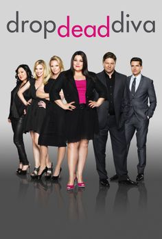 Retrouvez Drop Dead Diva sur #teva! ©SONY PICTURES TELEVISION INTERNATIONAL. ALL RIGHTS RESERVED