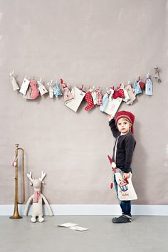 Christmas calendar. Maybe next year.