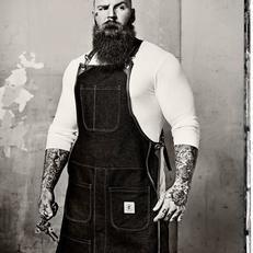[INDY MUSTACHE]  Big Beard Guy