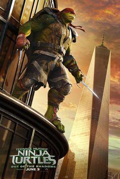 Raphael a.k.a. Raph. #TMNT2