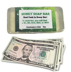 Hot new product now available on our store Money Soap Jackpot Cash In Every Bar Practical Joke Gag Gifts Check it out here! Christmas Bags, Merry Christmas, Gag Gifts, Best Gifts, Candy Corn Crafts, Happy Birthday Jesus, Olive Oil Soap, Thing 1, Soap Base