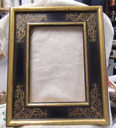 BASIC LEVEL WATER GILDING 40 HOURS - Reproduction of antique italian frame