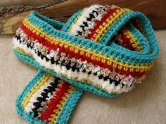 Boho Stripped Scarf Crochet Multi-colored: turquoise by ZcrochetZ Holiday Wishes, Holiday Gifts, Multi Coloured Scarves, Scarf Crochet, Amazing Shopping, Gifts For Nature Lovers, Lovers Art, Happy Holidays, Gift Guide